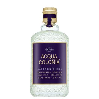 4711 Acqua Colonia Saffron & Iris woda kolońska unisex 170 ml