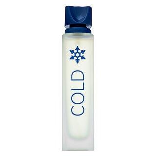 Benetton Cold woda toaletowa dla mężczyzn 100 ml