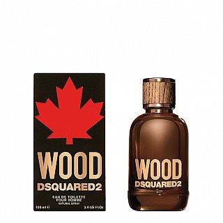 Dsquared2 Wood woda toaletowa dla mężczyzn 100 ml