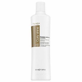Fanola Curly Shine Shampoo szampon do włosów falowanych i kręconych 350 ml
