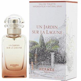 Hermes Un Jardin Sur La Lagune woda toaletowa unisex 50 ml