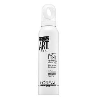 L´Oréal Professionnel Tecni.Art Pure Ring Light spray do stylizacji dla utrwalenia i blasku włosów 150 ml