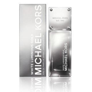 Michael Kors White Luminous Gold woda perfumowana dla kobiet 50 ml