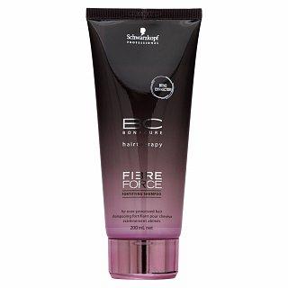Schwarzkopf Professional BC Bonacure Fibre Force Fortifying Shampoo szampon do włosów bardzo zniszczonych 200 ml