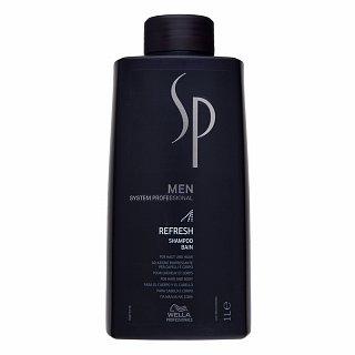 Wella Professionals SP Men Refresh Shampoo szampon i żel pod prysznic 2w1 dla mężczyzn 1000 ml